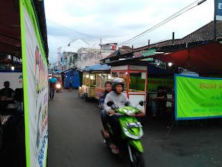 Wisata Kuliner Garut Pasar Ceplak