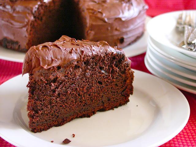 Beetroot And Chocolate Cake Tesco