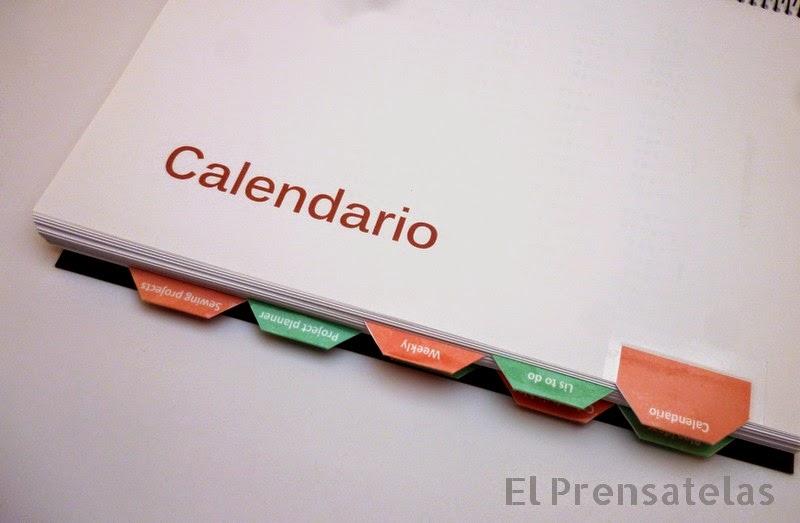 Tutorial separadores agenda