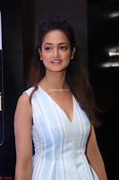 Shanvi Looks super cute in Small Mini Dress at IIFA Utsavam Awards press meet 27th March 2017 111.JPG