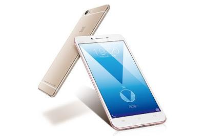 smartphone Vivo X6S và X6S Plus