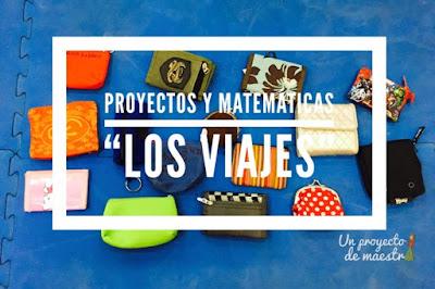10 actividades matemáticas dentro de un proyecto.