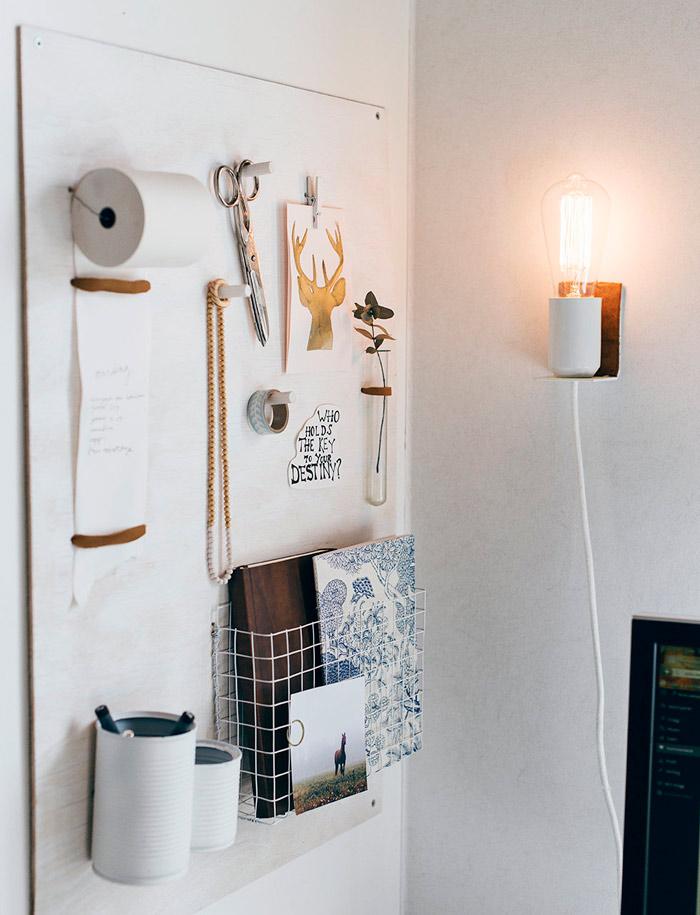 Driftwood lamps ikea hackers ikea hackers - 20 Brilliant Diy Lighting Projects Poppytalk