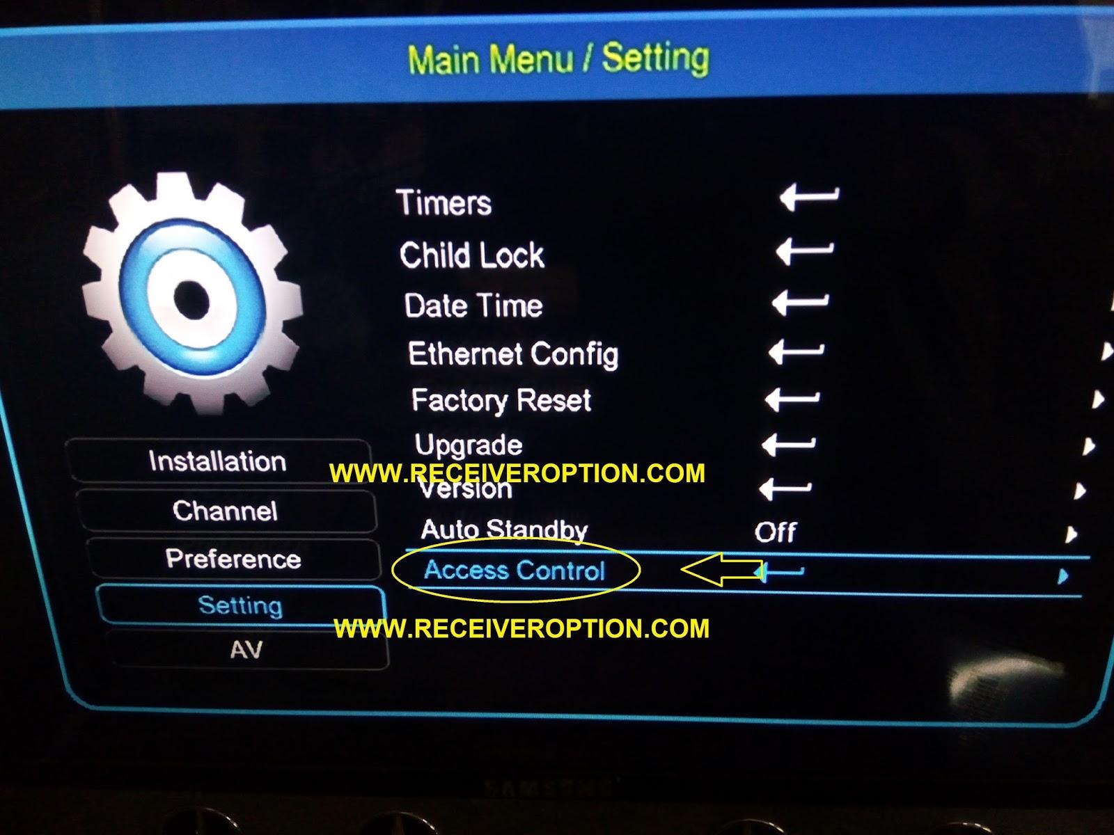 Echolink Receiver Software Upgrade - userpolv