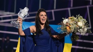 Who is Susana Jamaladynova , the Ukraine's Eurovision 2016 winner?