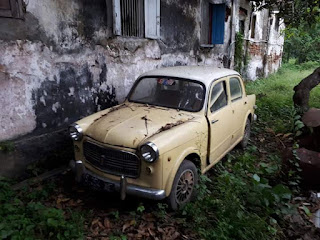 BUKALAPAK MOBIL TUA : Dijual Fiat Jadul 1100