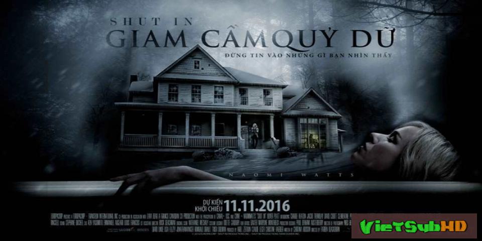 Phim Giam cầm quỷ dữ VietSub HD | Shut In 2016