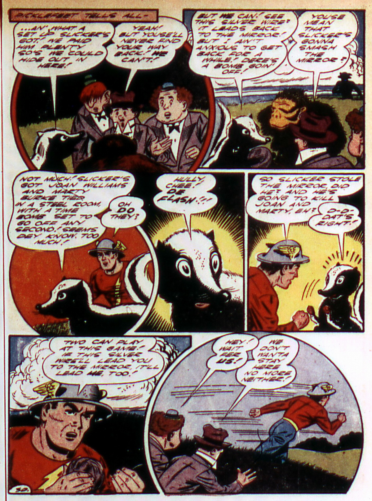 Read online All-Flash comic -  Issue #9 - 51