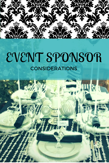 event sponsor tablescape