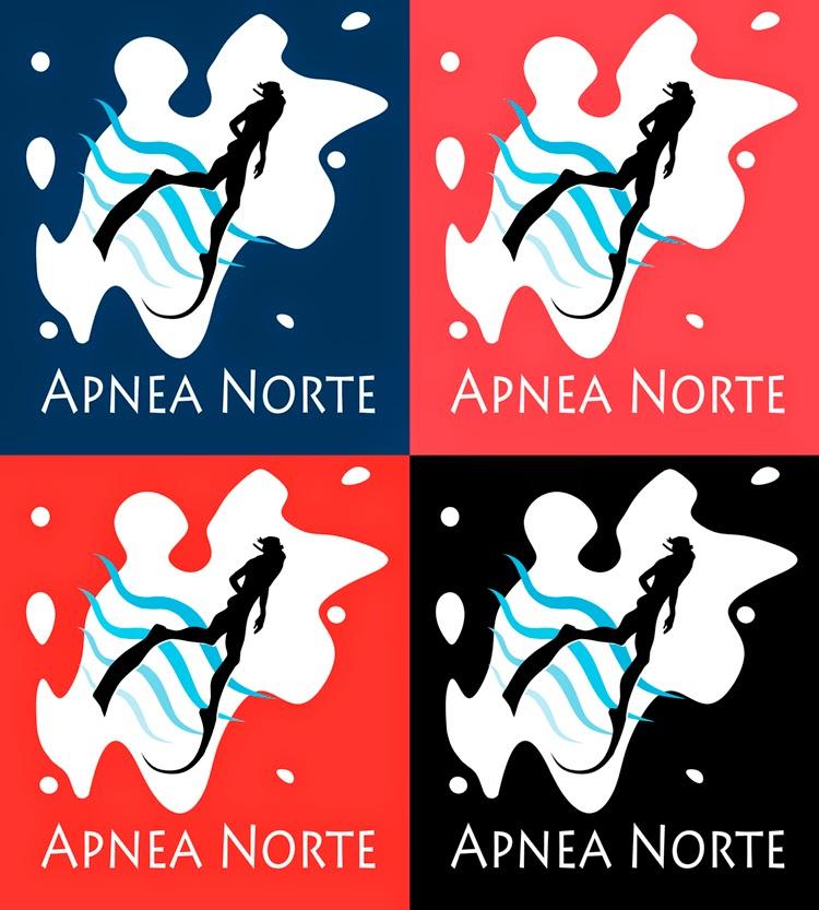 Logotipo Apnea Norte
