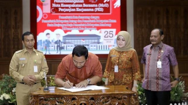 Wali Kota Hendi Bantu Batang, Klaten, Rembang Wujudkan Smart Government