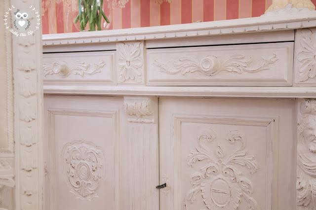 trasformazione in stile shabby chic con chalk paint Decora Facile