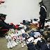 Trani (Bat). 57enne tunisino denunciato dai Carabinieri per commercio di materiale contraffatto e ricettazione [CRONACA DEI CC. ALL'INTERNO]