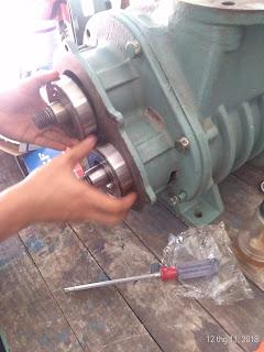 Sửa máy thổi khí Bình Dương