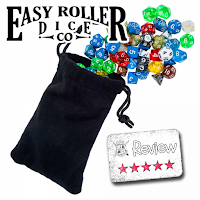 Frugal GM Review: Easy Dice Roller Co 105 ct Bulk Dice