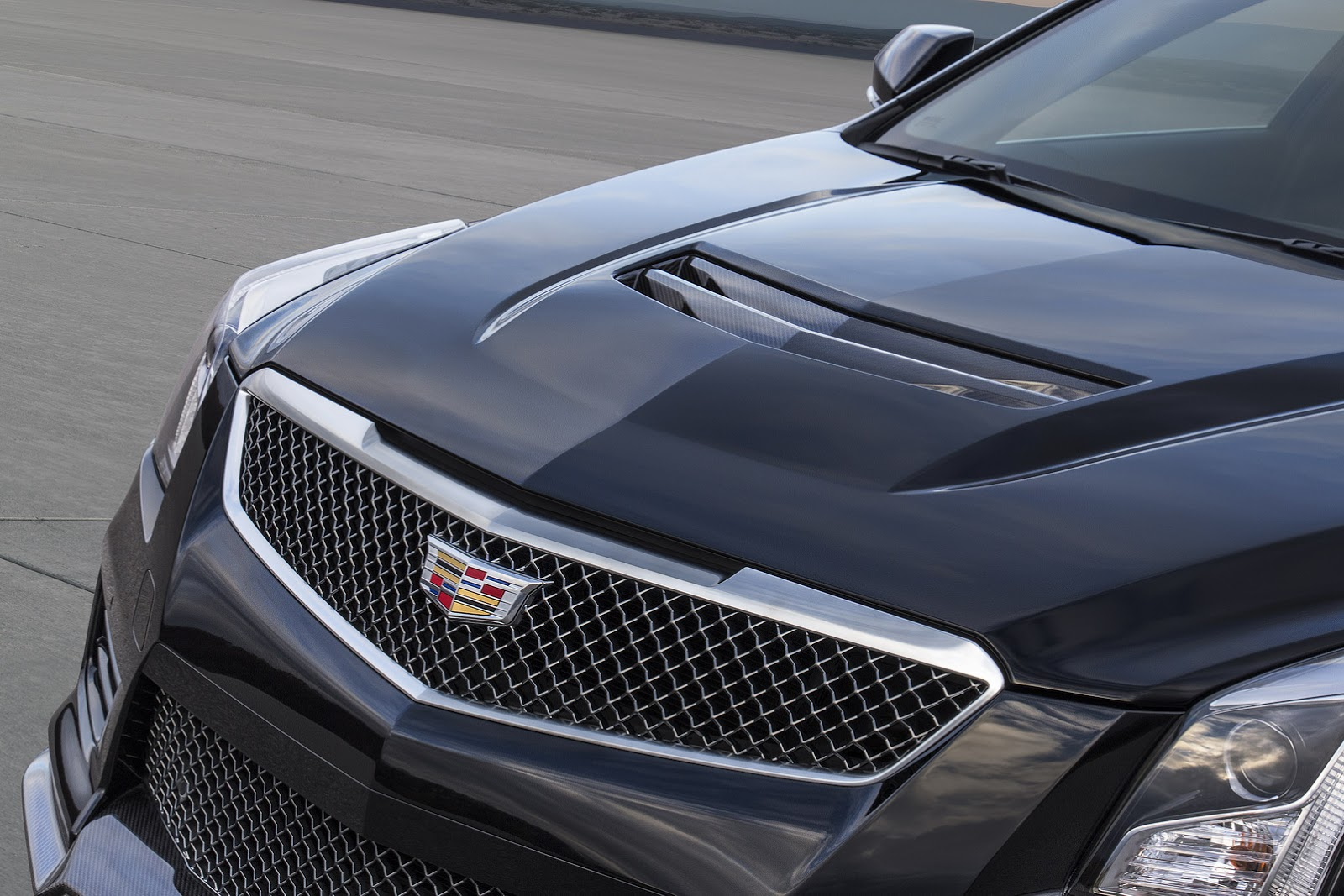 Cadillac S New 2016 Ats V Sedan And Coupe With 455hp W Video