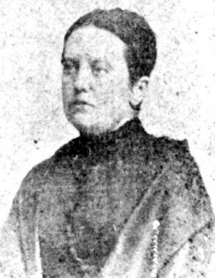 Retrato publicado en Heraldo de París, 8-12-1900