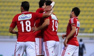 اهداف مباراة الاهلى واسيك ميموزا اليوم الثلاثاء 28 يونيو 2016