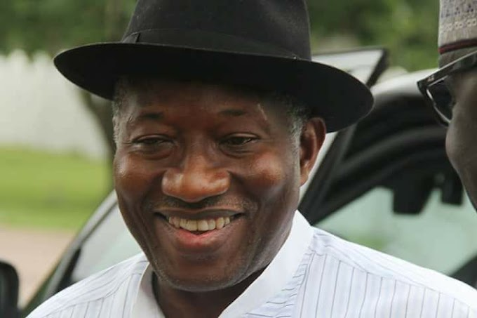 BELIEVE THIS JONATHAN IS THE FATHER OF DEMOCRACY IN AFRICA