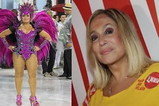 Susana Vieira Foto En Carnaval Rio