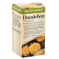 dandelion root supplement