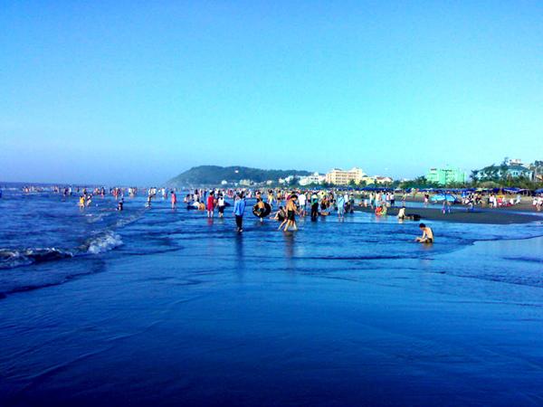 du lịch biển hải hòa cùng du lịch Minh Anh