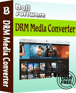Boilsoft iTunes DRM Media Converter Discount Coupon