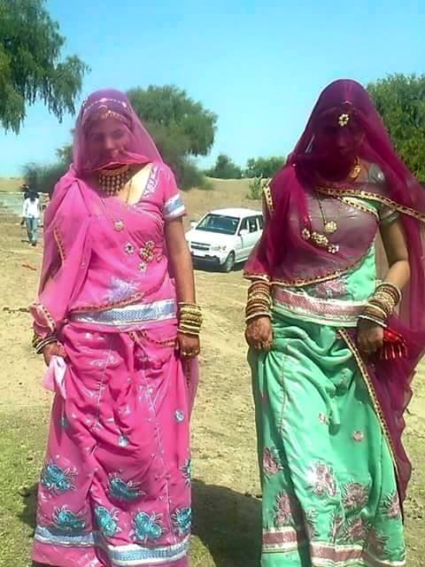 Indian Aunties And Girls Rajasthani Aunties-4782
