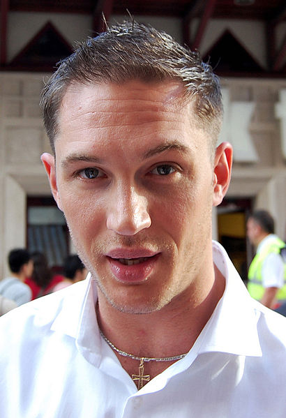 Tom Hardy English Acto...