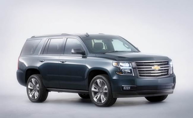 2018 Chevy Tahoe Redesign