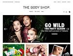 The Body Shop Indonesia, Belanja Online Perawatan Tubuh dan Kecantikan Alami