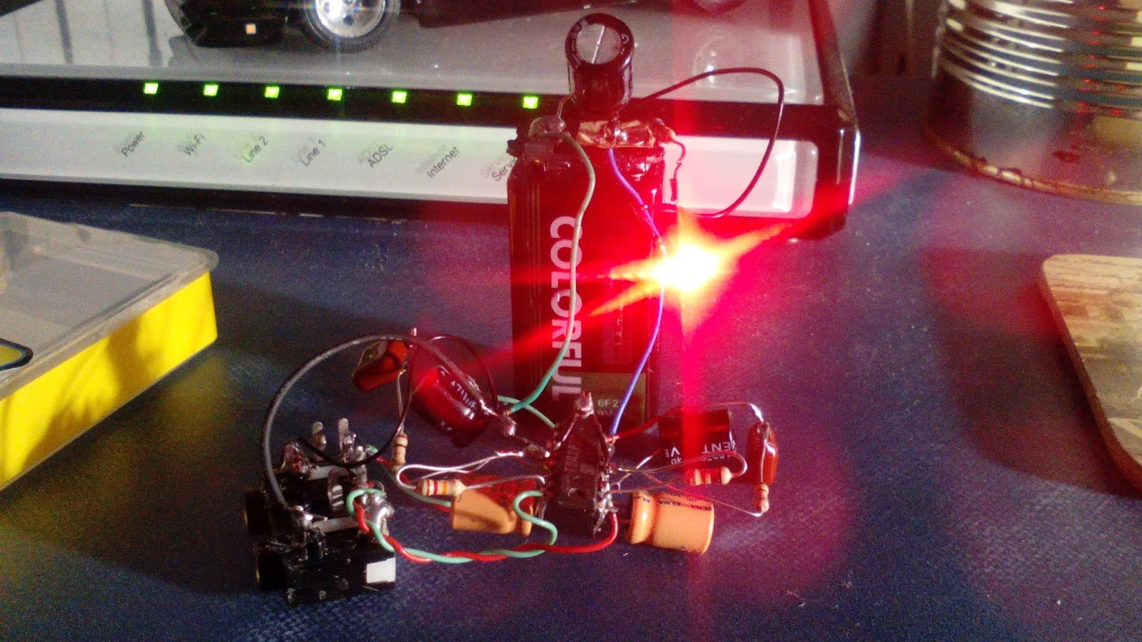 Schema Elettrico Jack 3 5 : Techjams : schemi elettrici amplificatore per cuffie con tda2822
