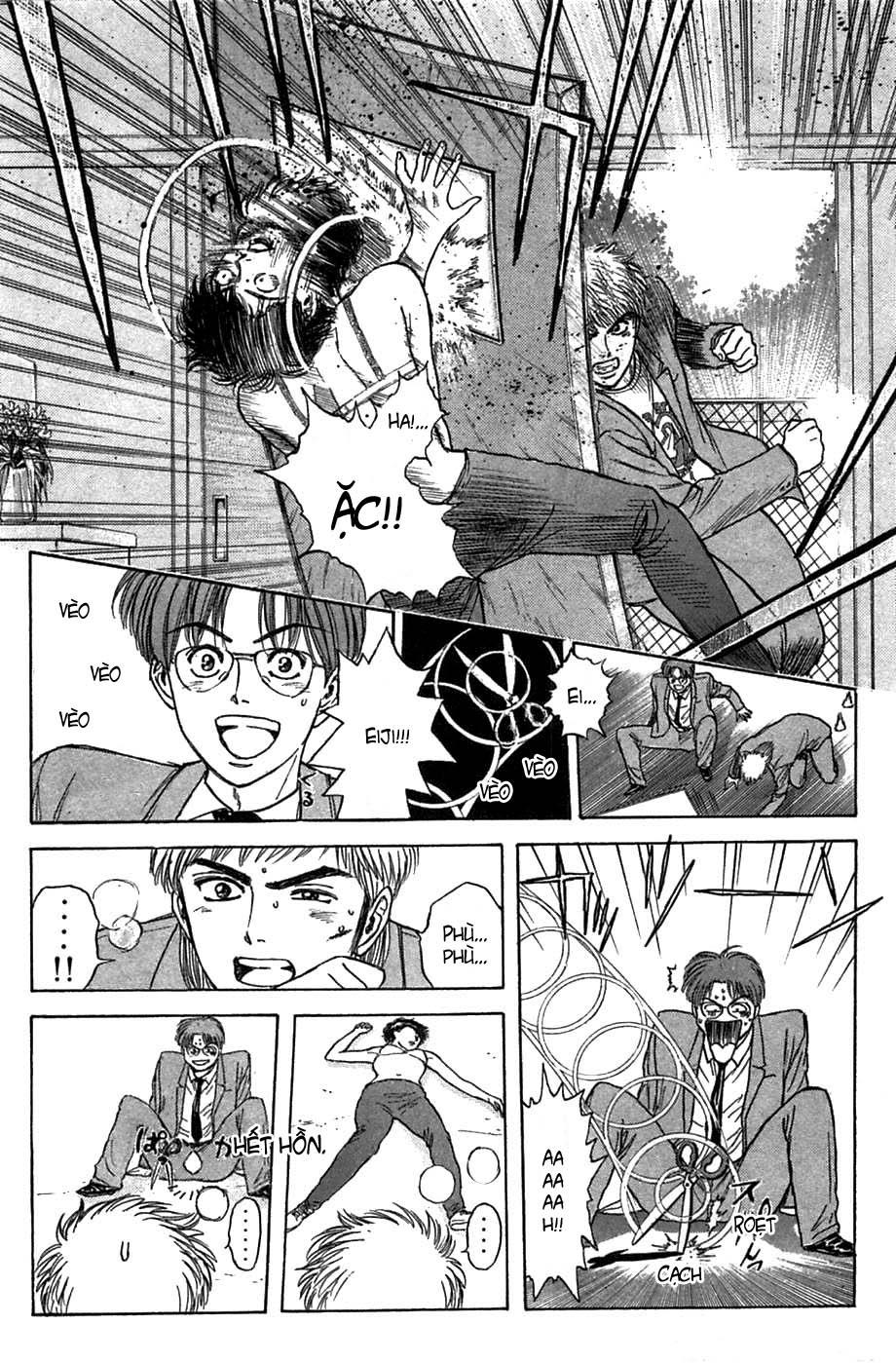 Psychometrer Eiji chapter 38 trang 5
