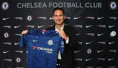 Lampard Kocha Mpya Chelsea