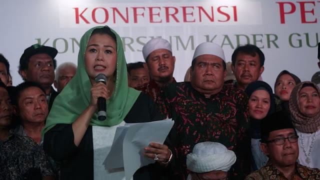 PKS: Yenny Wahid Dukung Ahok di Pilkada DKI dan Kalah
