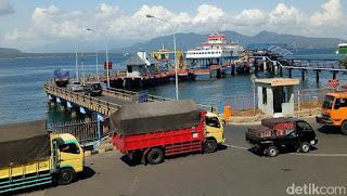 Tarif penyeberangan ketapang-gilimanuk terbaru 2017.