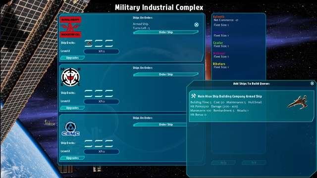 Galactic Inheritors PC Game