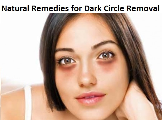 Dark Circle Removal Natural Remedies