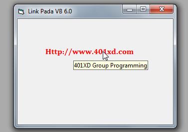 Membuat Link Alamat Situs dan File di Visual Basic 6.0, Download Program dan Source Coding Link Alamat Situs, Email dan File, program Virus Simulator, pointer mouse ke suatu link di web browser