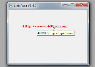 Membuat Link Alamat Situs dan File di Visual Basic 6.0, Download Program dan Source Coding Link Alamat Situs, Email dan File, program Virus Simulator, pointer mouse ke suatu link di web browser