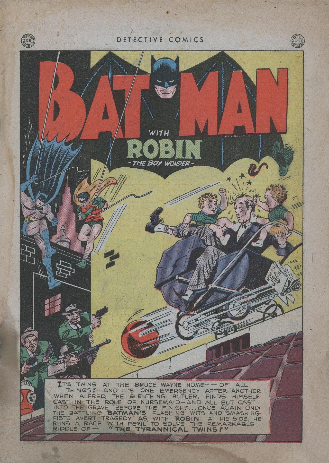 Read online Detective Comics (1937) comic -  Issue #101 - 3