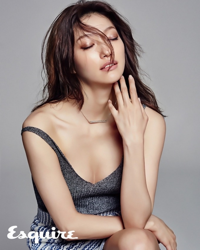 Lee El, Lee El Esquire Korea