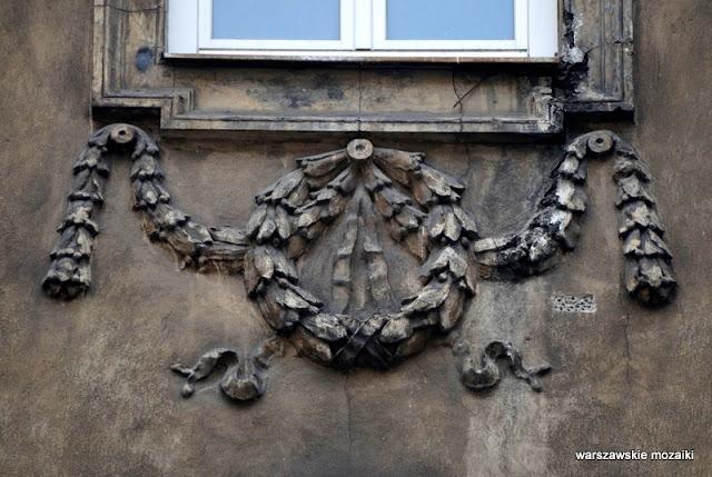 Warszawa Warsaw kamienica architektura Śródmieście