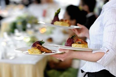 Servicio restaurante eficaz