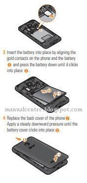 Installing the SIM card & battery - Read on page 14