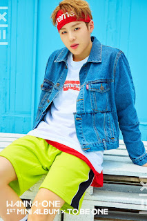 Hang Sung Woon Wanna One