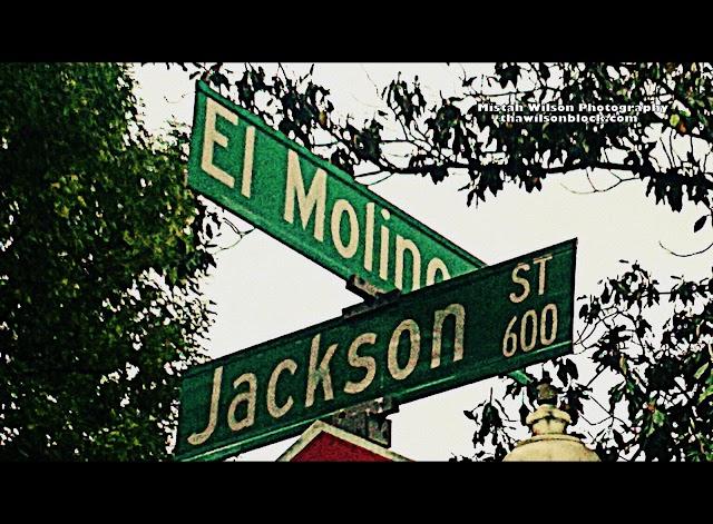 El Molino Avenue & 600 Jackson Street, Pasadena, California by Mistah Wilson Photography
