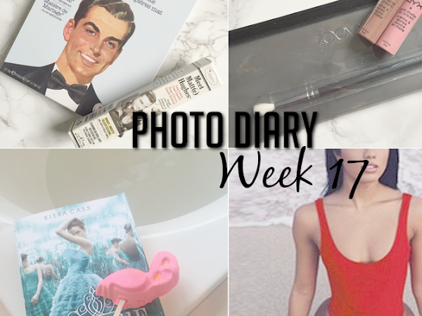 Photo Diary Week 17 - April 2016