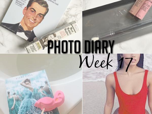 Photo Diary Week 17 - April 2016
