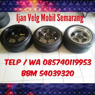 Harga Velg Mobil Bekas Murah Semarang Ring 13 Ring 14 Ring 15
